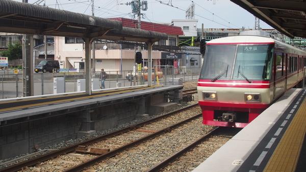 西鉄鉄道むすめヘッドマーク列車 (16)