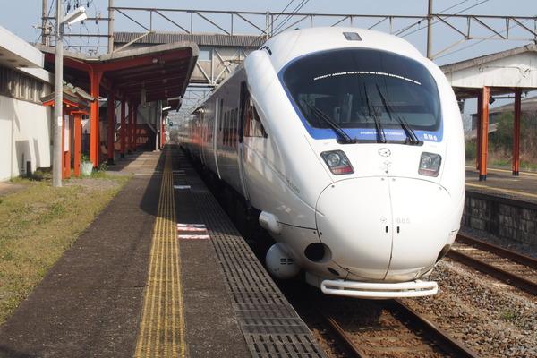 豊肥線の旅2「宇佐駅と神奈ちゃん」 (30)