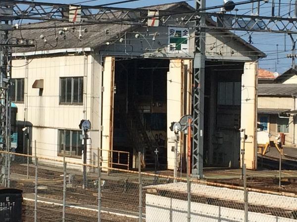 響け!ユーフォニアム列車【神宮前駅】 (1)