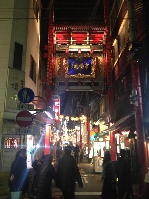 02横浜中華街