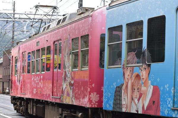 ちはやふる-結び-ラッピング電車 (9)