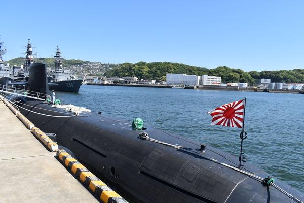 そうりゅう型潜水艦@倉島岸壁 (14)