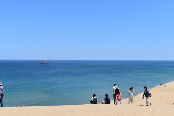 鳥取砂丘 (28)