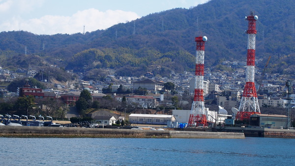 軍港クルーズ(2014春の青春18きっぷ呉)後編 (48)