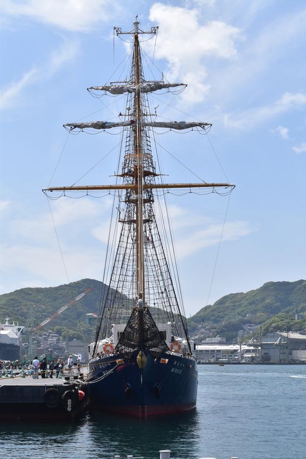 長崎帆船まつりと護衛艦 (20)