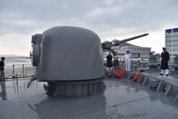 訓練支援艦てんりゅう (2)