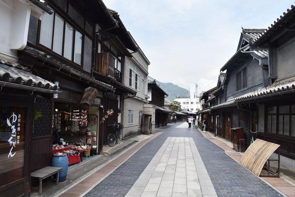 竹原180430 道の駅 町並み保存地区 (1)