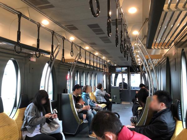 観光列車「ひえい」と叡電であいもんコラボ (27)