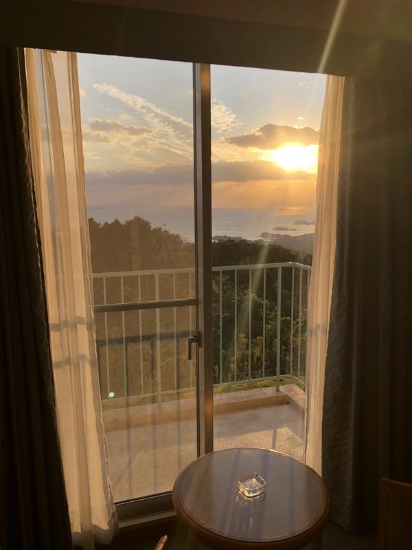 憧れの弓張の丘ホテルに泊まる佐世保旅 (35)