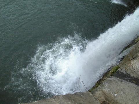 原尻の滝13