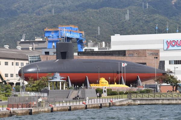 軍港クルーズ20181027 (10)