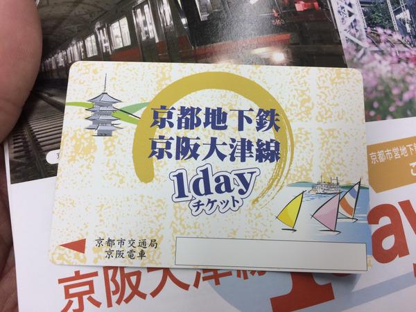 鉄道むすめ巡り2015京旅(2)太秦萌と太秦その (1)
