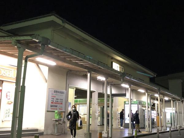 大晦日だよ横須賀の夜 (19)