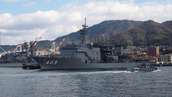 呉艦船巡り2016年1月10日 (4)
