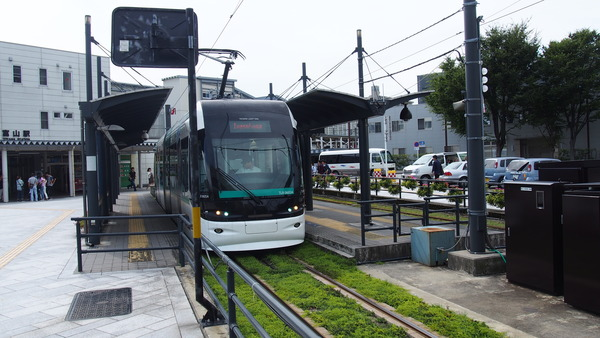 富山ライトレール鉄道むすめラッピング(緑) (56)