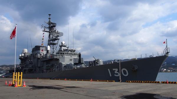 護衛艦まつゆき@浜田港 (47)
