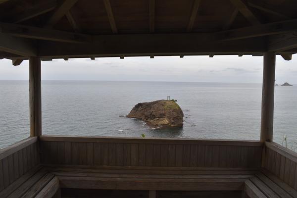 白兎海岸と倉吉の夜 (9)