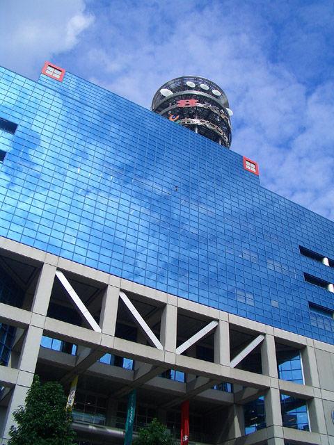 関西テレビ社屋