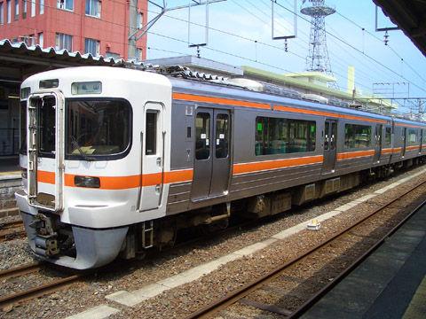 関西本線313系電車