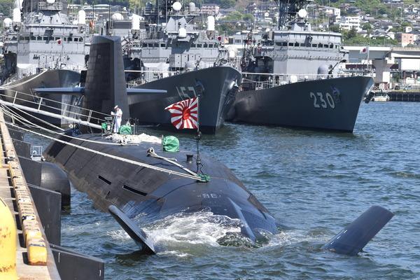 そうりゅう型潜水艦@倉島岸壁 (18)
