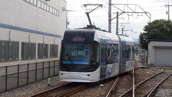 富山ライトレール鉄道むすめラッピング(緑) (31)