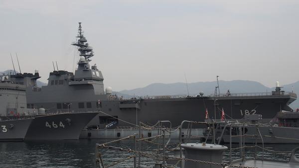呉練習艦せとゆき艦艇公開 (65)