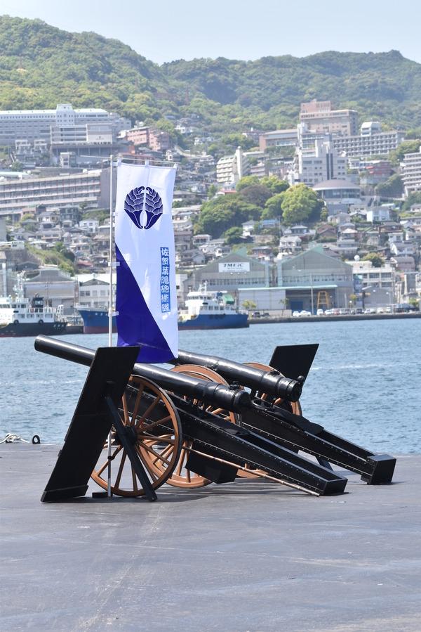 長崎帆船まつりと護衛艦 (23)