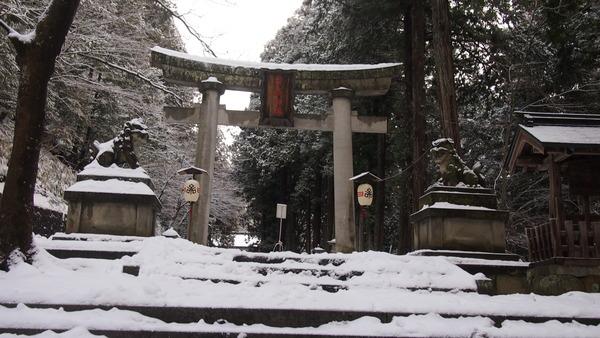 冬の飛騨高山聖地巡礼後編(6)