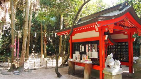 青島神社元宮