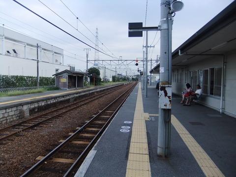 忠海駅ホーム