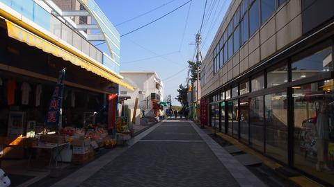 青島参道商店街(2)