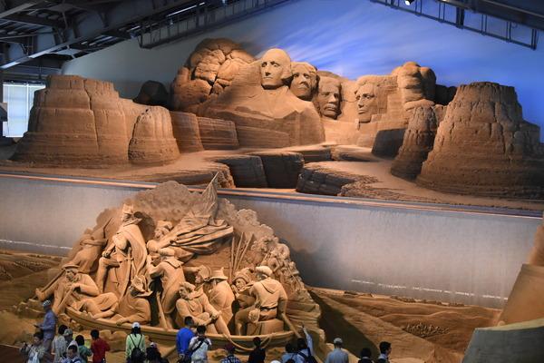 砂の美術館 (33)