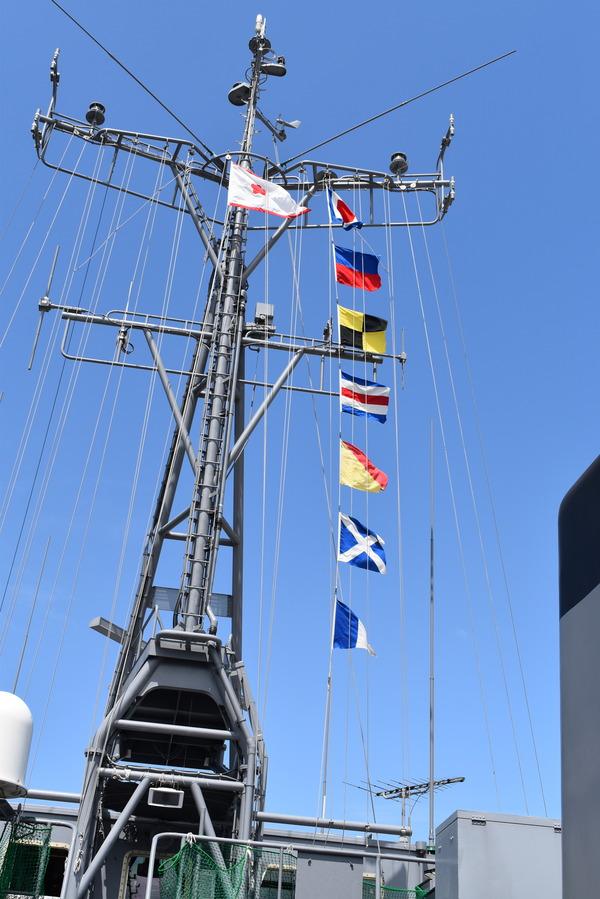 博多湾の艦船たち (35)