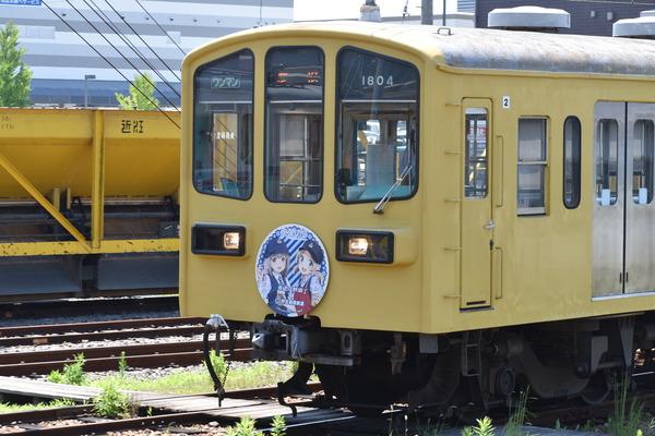 近江鉄道伊豆箱根鉄道コラボHM (26)