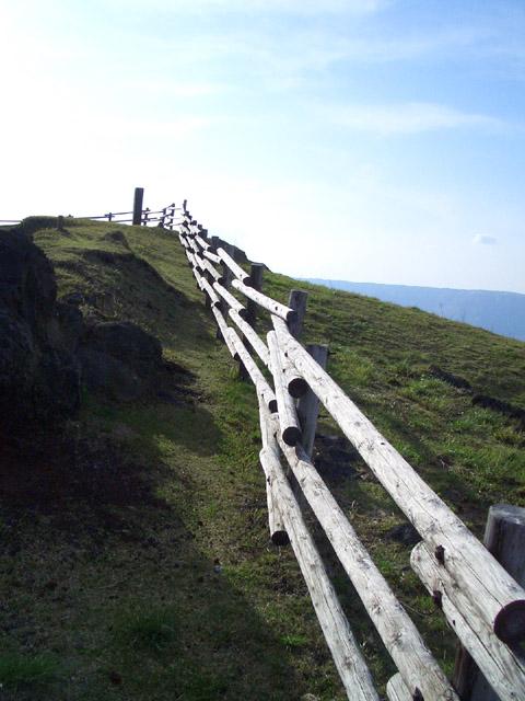 阿蘇登山道2