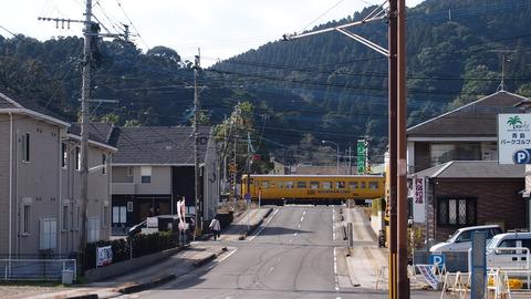 日南線列車