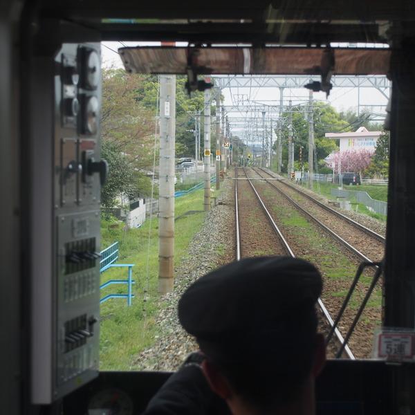 西鉄鉄道むすめヘッドマーク列車 (40)