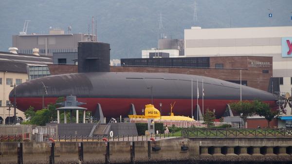 呉軍港クルーズ20160815 (42)
