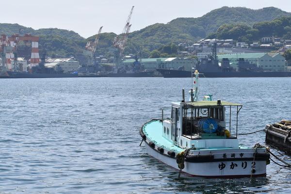 長崎帆船まつりと護衛艦 (36)