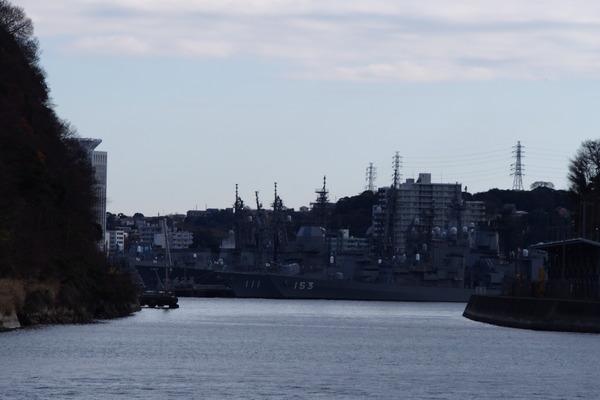 冬の大遠征横須賀軍港めぐり後編 (4)
