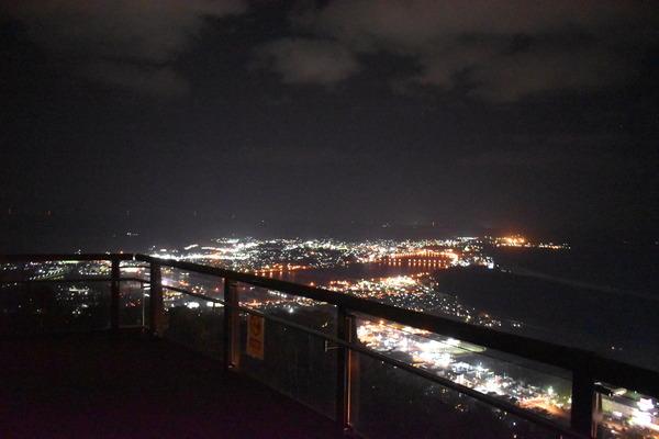 鏡山夜景 (1)