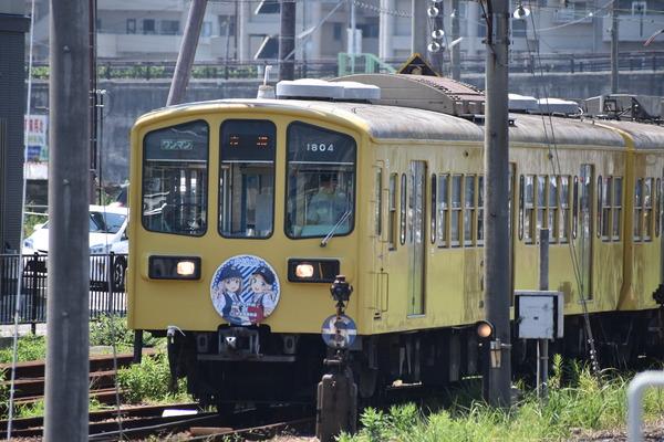 近江鉄道伊豆箱根鉄道コラボHM (23)
