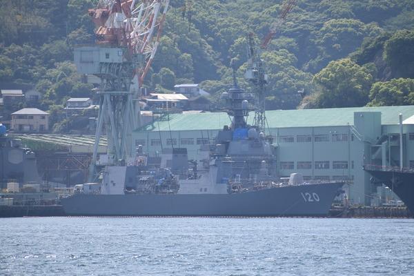 長崎帆船まつりと護衛艦 (37)
