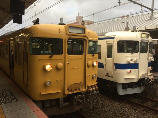 鉄むす2015夏旅1日目 (2)