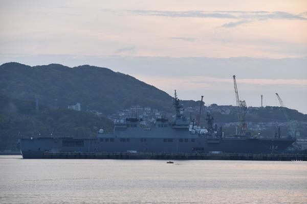長崎帆船まつりと護衛艦 (56)