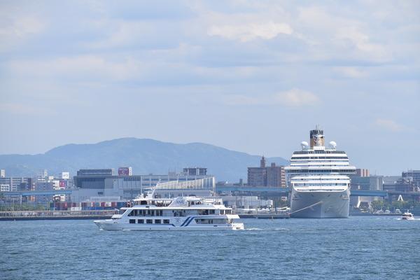 博多湾の艦船たち (14)