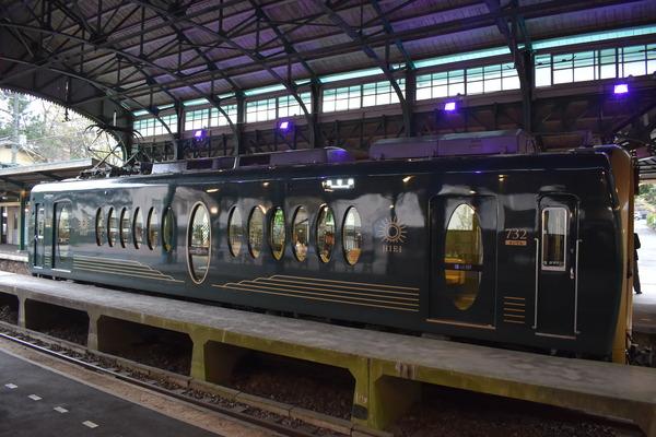 観光列車「ひえい」と叡電であいもんコラボ (12)
