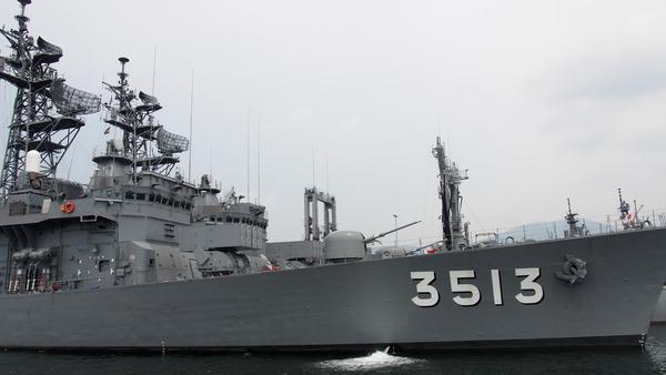 呉軍港クルーズ20160815 (16)