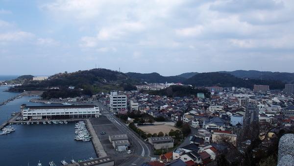 護衛艦まつゆき@浜田港 (2)