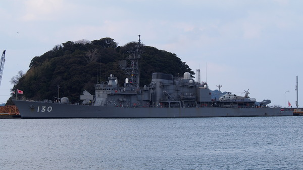護衛艦まつゆき@浜田港 (56)